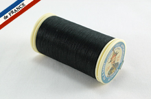 【オートクチュール刺繍糸】フィラガン 黒 (#180)