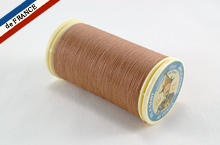 【オートクチュール刺繍糸】フィラガン マロンブラウン (#217)