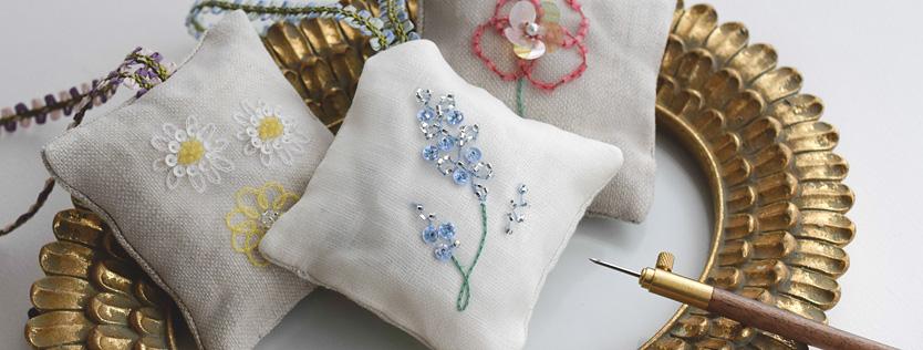 刺繍キット