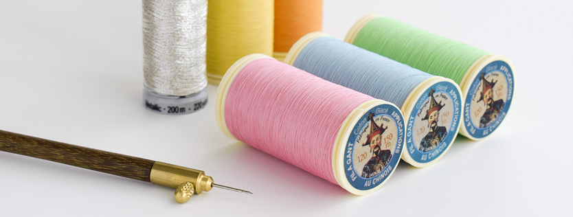オートクチュール刺繍糸