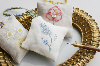 オートクチュール刺繍キット