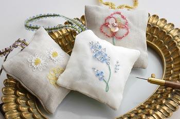 リュネビル刺繍の練習方法