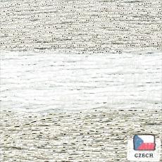 在庫限り【チェコビーズアソート】12/0ディアモンテシルバー・2.5mm竹シルクホワイト・ツイストシルバー【3色入り】